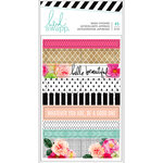 Heidi Swapp - Planner - Washi Sheets - Back to School