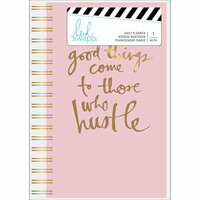 Heidi Swapp - Day Planner with Foil Accents - Personal - Hustle - Undated