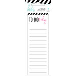 Heidi Swapp - Planner - Paper Pad - To Do List