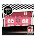 Heidi Swapp - Marquee Love Collection - City Sidewalks - Christmas - DIY Marquee Kit - House