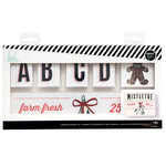 Heidi Swapp - LightBox Collection - City Sidewalks - Christmas - Accessory Kit - Mistletoe