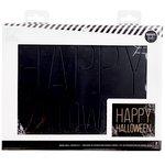 Heidi Swapp - Neon Lights - Halloween - Wall Word - Happy Halloween