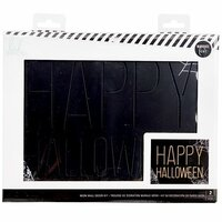 Heidi Swapp - Neon Glow - Halloween - Wall Word - Happy Halloween