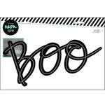 Heidi Swapp - Neon Glow - Halloween - Wall Word - Boo