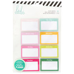 Heidi Swapp - Color Fresh Collection - Memory Planner - Sticky Notes