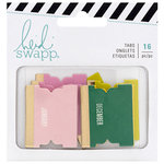 Heidi Swapp - Color Fresh Collection - Memory Planner - Tabs