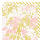 Heidi Swapp - Emerson Lane Collection - 12 x 12 Double Sided Paper - Sweet Nothings