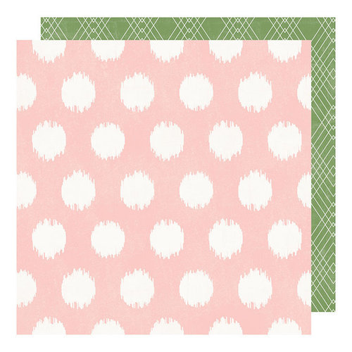 Heidi Swapp - Emerson Lane Collection - 12 x 12 Double Sided Paper - Dalila