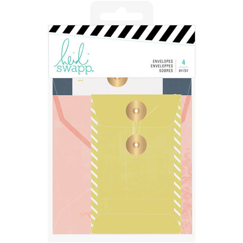Heidi Swapp - Emerson Lane Collection - Envelopes