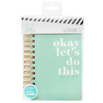 Heidi Swapp - Color Fresh Collection - Memory Planner - Planner - Personal - Let's Do This - Undated