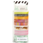 Heidi Swapp - Color Fresh Collection - Washi Tape Set
