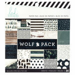 Heidi Swapp - Wolf Pack Collection - 6 x 6 Paper Pad