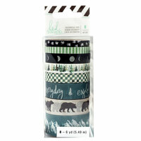 Heidi Swapp - Wolf Pack Collection - Washi Tape Set