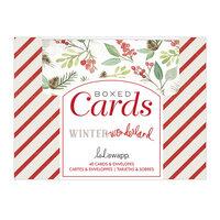 Heidi Swapp - Winter Wonderland Collection - Boxed Card Set