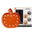 Heidi Swapp - Marquee Love Collection - Halloween - DIY Marquee Kit - Pumpkin