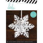 Heidi Swapp - Paper Lanterns - Small - Snowflake