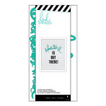 Heidi Swapp - Letterboard - Word Set - Adventure - Teal