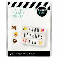 Heidi Swapp - LightBox Collection - Icon Inserts - Emojis 2