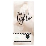 Heidi Swapp - LightBox Collection - Standard Storage Albums - Bokeh