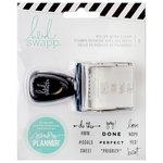 Heidi Swapp - Memory Planner - Roller Stamp - Word