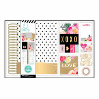 Heidi Swapp - Memory Planner - Boxed Kit - Large Spiral - Undated