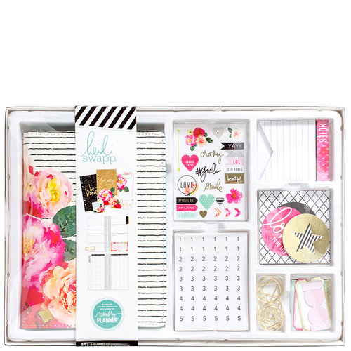 Heidi Swapp - Memory Planner - Boxed Kit - Personal - Undated