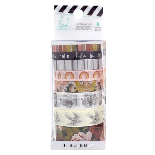 Heidi Swapp - Honey and Spice Collection - Washi Tape Set