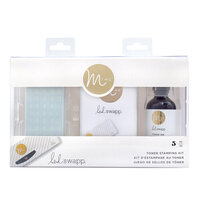 Heidi Swapp - MINC Collection - Toner Stamping Kit