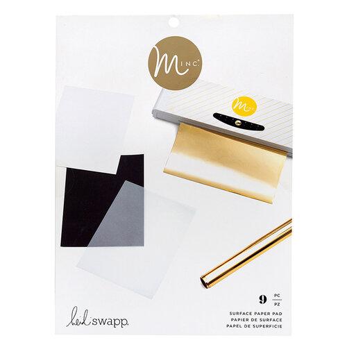 Heidi Swapp - MINC Collection - Surface Pad