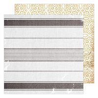 Heidi Swapp - Storyline Chapters Collection - 12 x 12 Double Sided Paper - Staycation