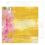 Heidi Swapp - Art Walk Collection - 12 x 12 Double Sided Paper - Terrace