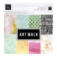 Heidi Swapp - Art Walk Collection - 12 x 12 Project Pad