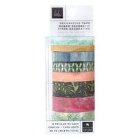 Heidi Swapp - Art Walk Collection - Washi Tape with Foil Accents