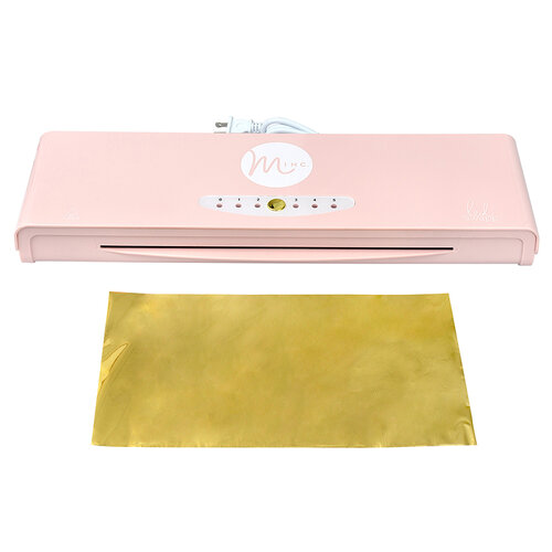 Heidi Swapp - MINC Collection - 12 Inch MINC Foil Applicator Machine - Blush