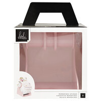 Heidi Swapp - Memorydex - Holder - Rolodex Spinner - Blush