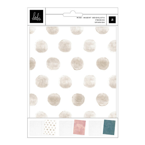 Heidi Swapp - Storyline Chapters Collection - Mini Insert Book Set