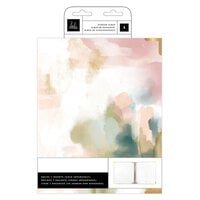 Heidi Swapp - Storyline Chapters Collection - Desert 8 x 10 Album