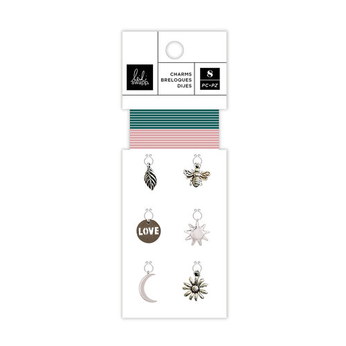 Heidi Swapp - Care Free Collection - Charms