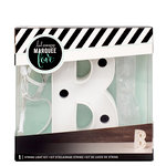 Heidi Swapp - Marquee Love Collection - Marquee Kit - 4 Inches - Letter B