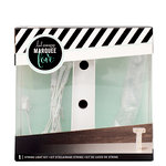 Heidi Swapp - Marquee Love Collection - Marquee Kit - 4 Inches - Letter T