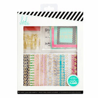 Heidi Swapp - Memory Keeping Collection - Embellishment Kit - Memory Planner