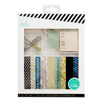 Heidi Swapp - Memory Keeping Collection - Embellishment Kit - Travel