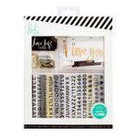 Heidi Swapp - Memory Keeping Collection - Embellishment Kit - Time Capsule