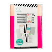 Heidi Swapp - Memory Keeping Collection - Memory Planner - Personal - Pink - Undated