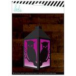 Heidi Swapp - Halloween - Kits - Lantern - Owl
