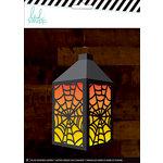 Heidi Swapp - Halloween - Kits - Lantern - Spiderweb