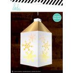 Heidi Swapp - Paper Lanterns - Holiday - Snowflake