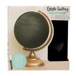 1 Canoe 2 - Globe Gallery Collection - Globe - 8 Inches - Chalkboard