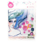 American Crafts - Mixed Media 2 - 2-Ply Collage Paper Pack
