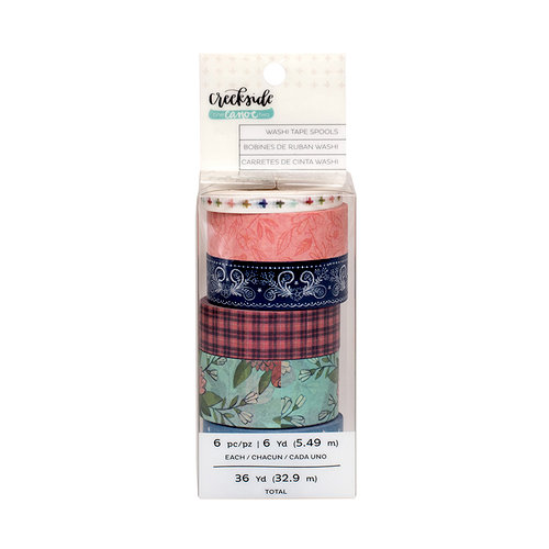 1 Canoe 2 - Creekside Collection - Washi Tape